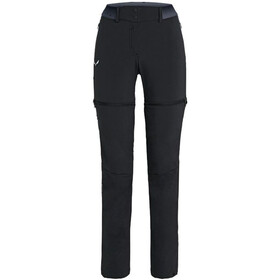 SALEWA Pedroc Durastretch 2/1 Broek Dames, black out